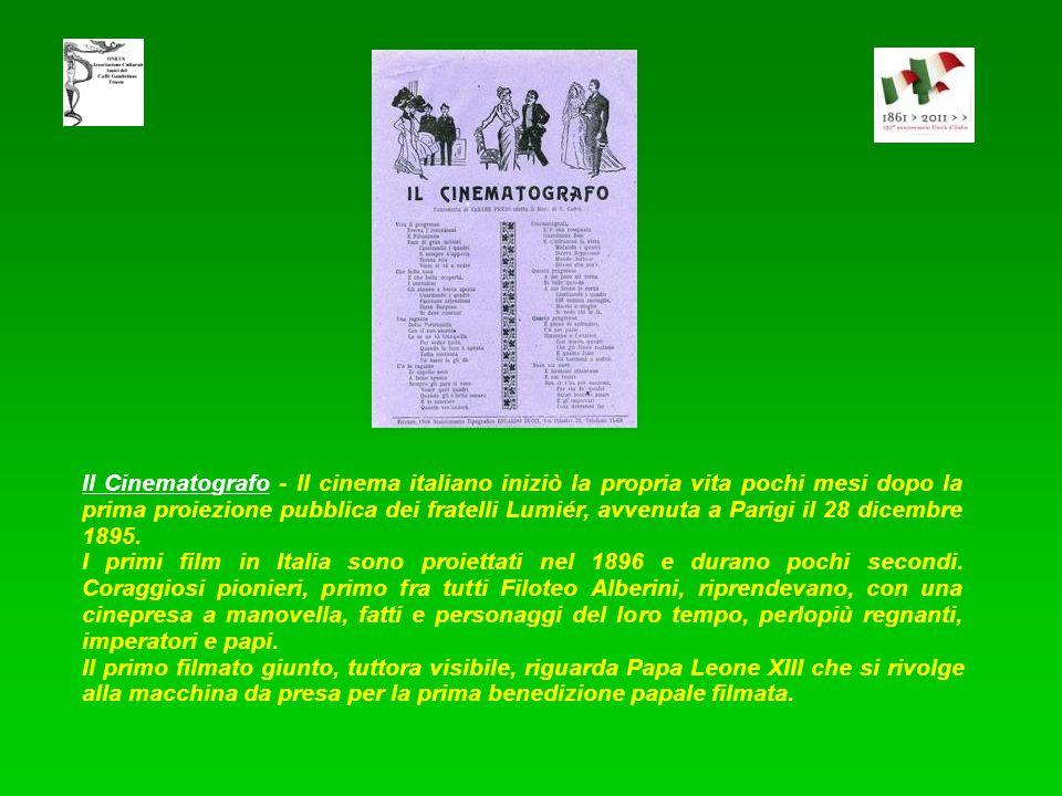 La luce elettrica - Luglio 1892: si inaugura a Tivoli la corrente elettrica prodotta dalla cascata dellAniente, per opera dellingegnere romano Gugliel
