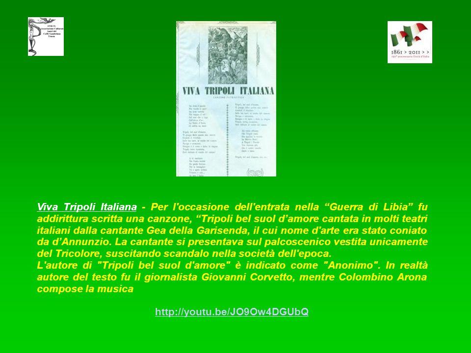 Ai Caduti di Saati e Dogali - La Battaglia di Dogali fu combattuta tra le truppe italiane e quelle abissine nelle prime fasi di espansione italiane in