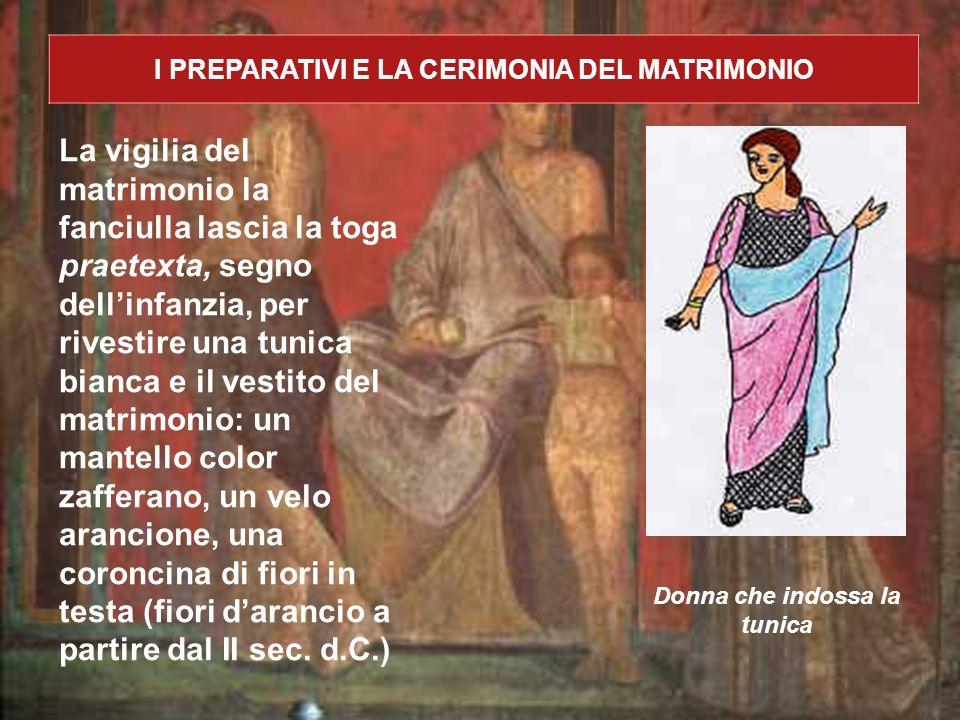 Il primo marito: Clodio I tempi di Fulvia non erano più i tempi di Cornelia.