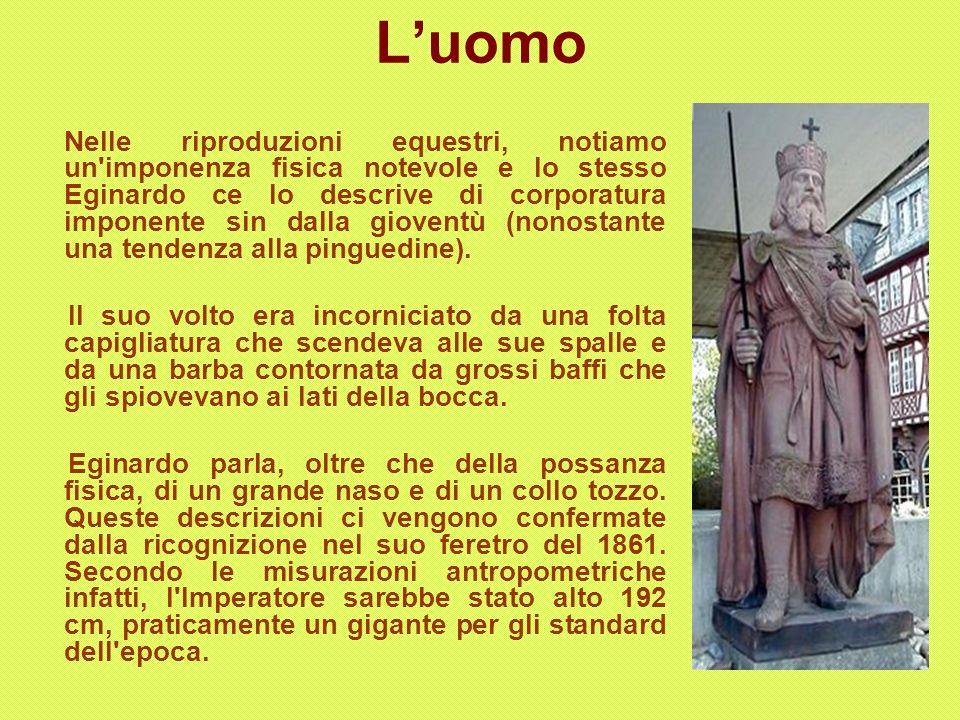 Campagna contro gli Avari Dopo la liquidazione di Tassilone, l Impero Carolingio si vedeva confinante sia a nord che al confine con il Friuli con una bellicosa popolazione di origine turanica, gli Ávari.