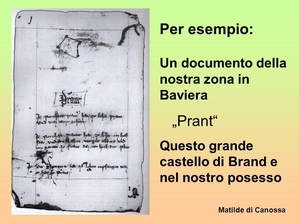 Matilde di Canossa Frassinoro: È del 1071 la fondazione, per voluntà di Beatrice di Canossa e della figlia Matilde, di un importante abbazia benedetti