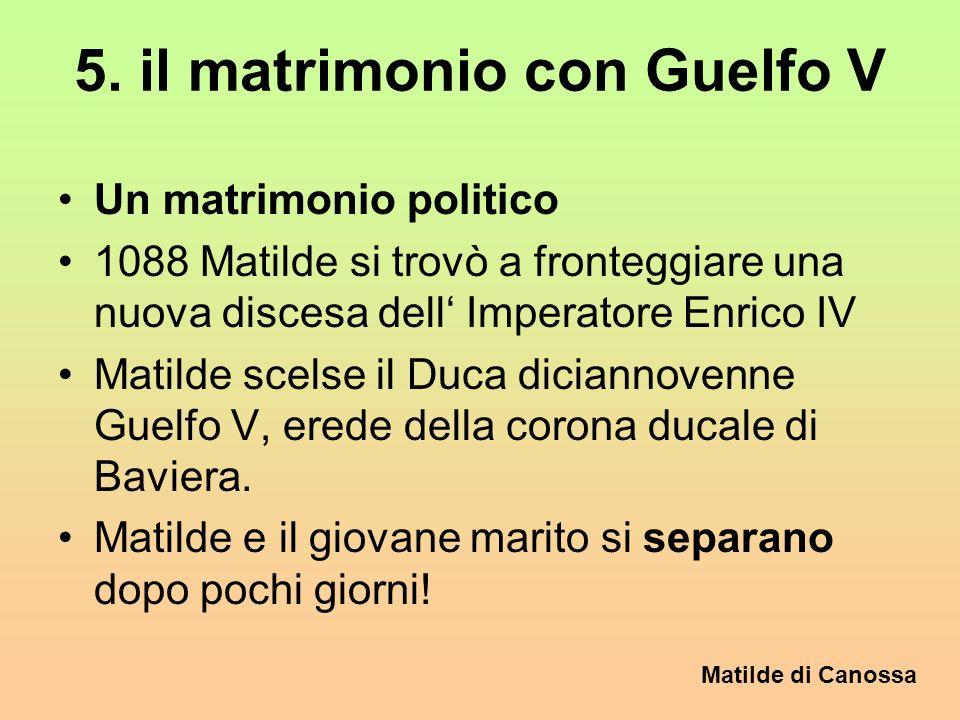 Matilde di Canossa * 1056 + 1106