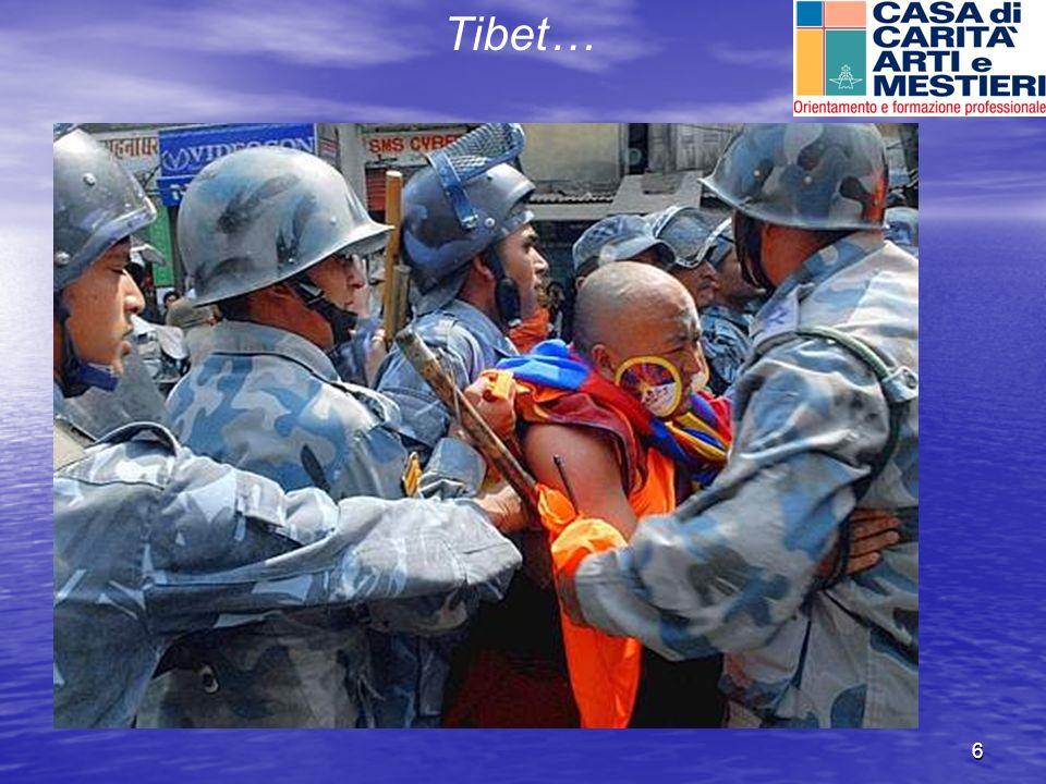 6 Tibet…