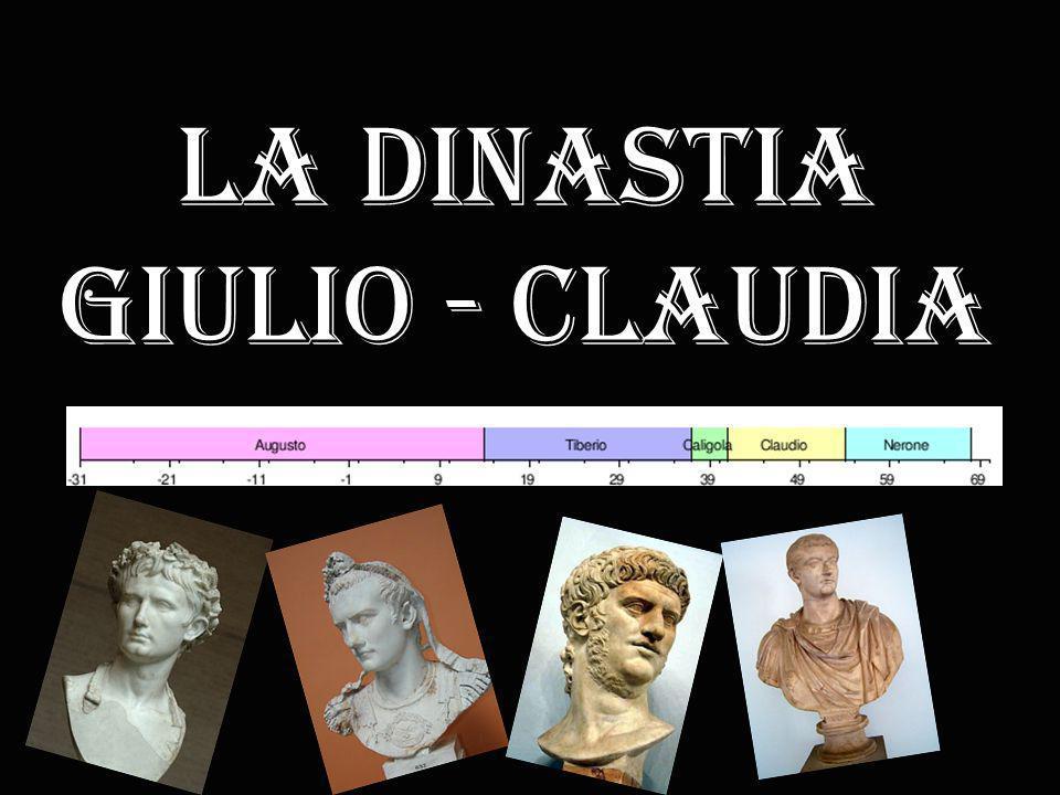 Da Augusto a Tiberio(14-31 d.C.) Augusto nonostante la sua salute sempre malferma visse fino agli ottantanni.