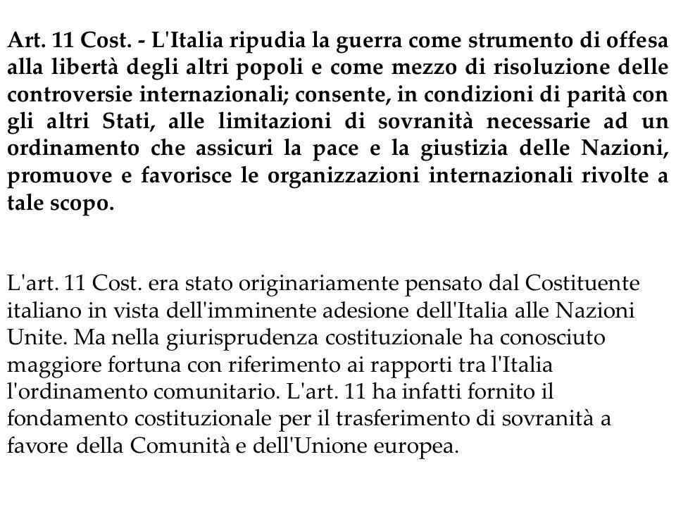 La condizione giuridica dello straniero nella Costituzione italiana I diritti di tutti: artt.2, 19, 21, 22, 24, 25, 32 e 34 I diritti dei cittadini: a