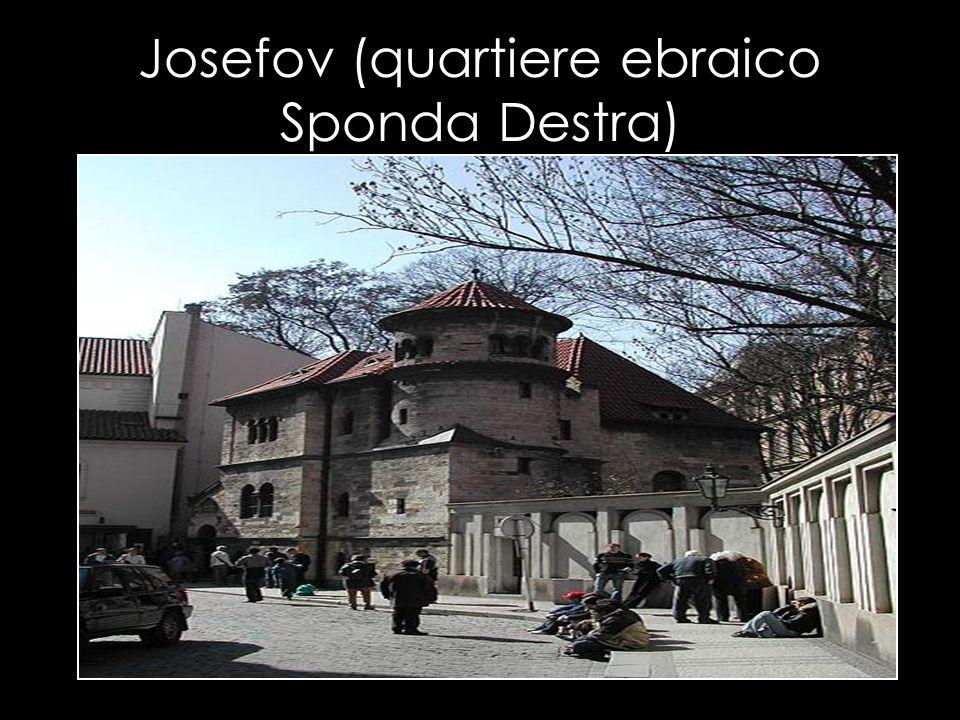 Josefov (quartiere ebraico Sponda Destra)