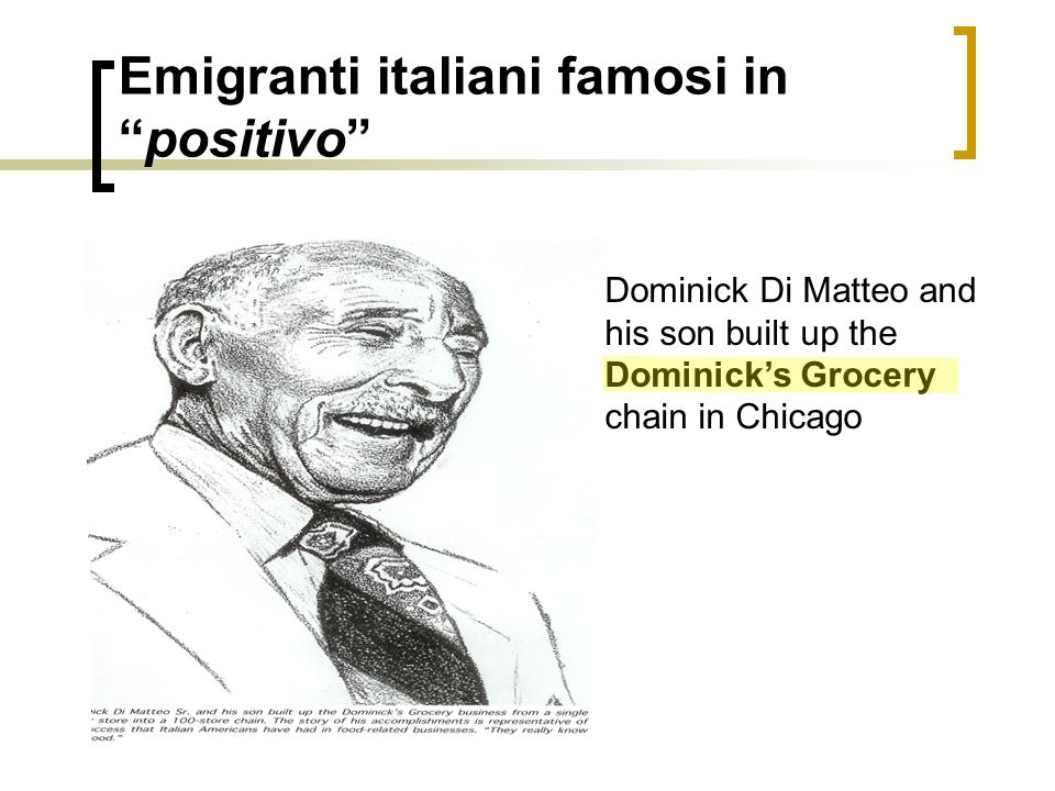 Emigranti italiani famosi innegativo