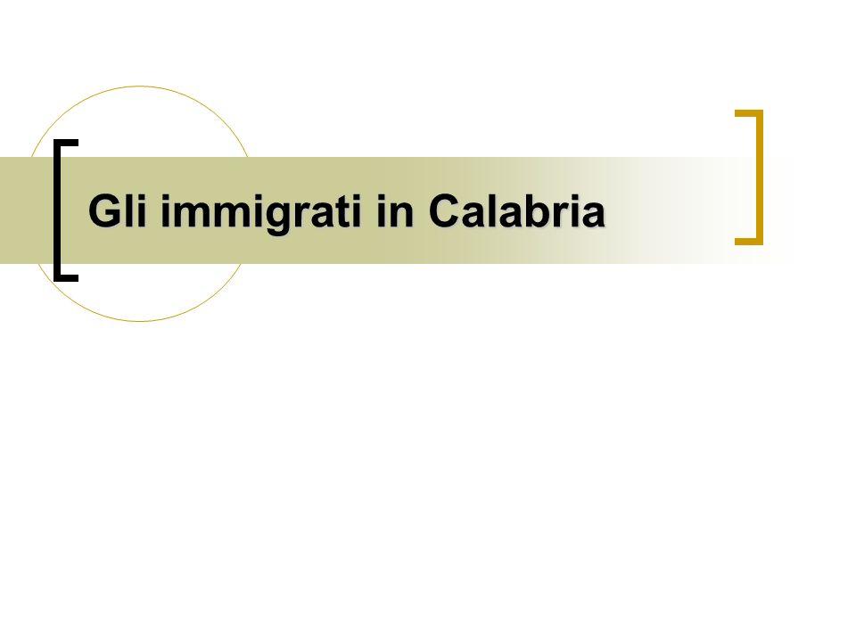 La crescita dellimmigrazione in Italia Serie storica dei permessi di soggiorno (1992-2007) Fonte: nostre elaborazioni dati Istat, 2007