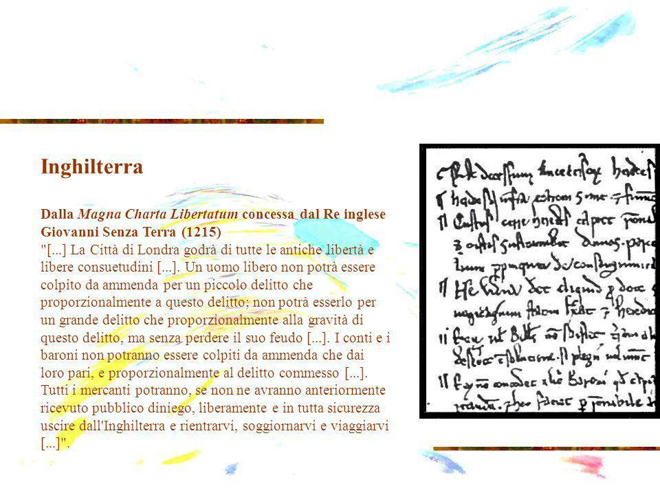 Italia Firenze 1282 = i grandi mercanti assumono direttamente il governo della città attraverso un ristretto consiglio di rappresentanti delle arti.