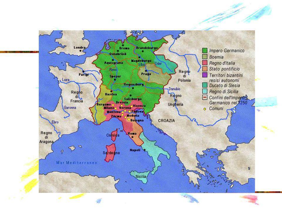 Movimenti ereticali conflitto papa/Impero papa/re di Francia riforma della Xsa > ritorno agli ideali evangelici