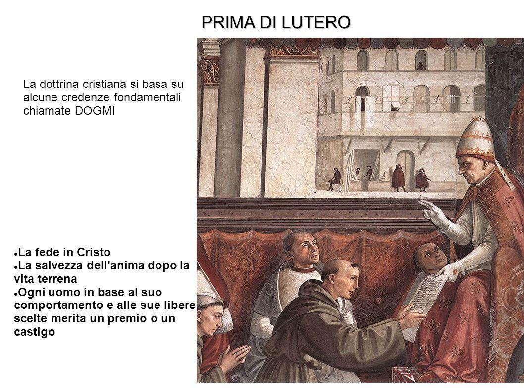 Il popolo vedeva nelle parole di Lutero un messaggio di uguaglianza e giustizia sociale.