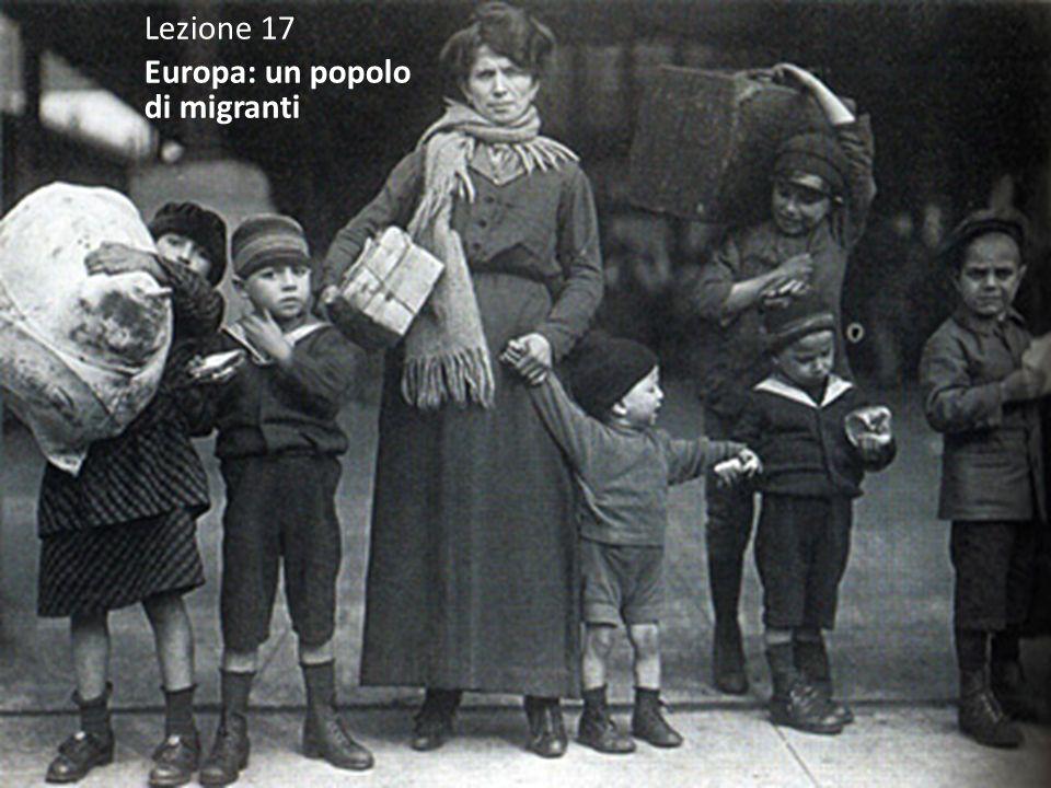 1800-1900: la popolazione mondiale passa da 980 milioni a 1 miliardo e 650 milioni.