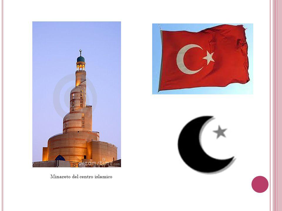 Minareto del centro islamico