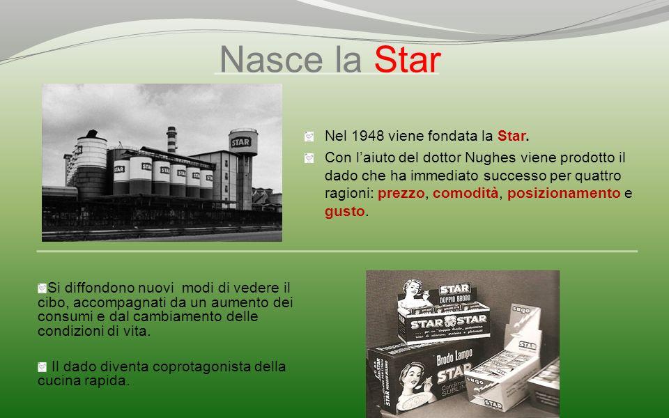 Nuove campagne, nuovi prodotti, nuove alleanze e...un nuovo marchio Nuove proposte Star: il Soffritto Star, Polpabella, il sugo GrandItalia, oltre alle fette rustiche Wasa e le Tartì.