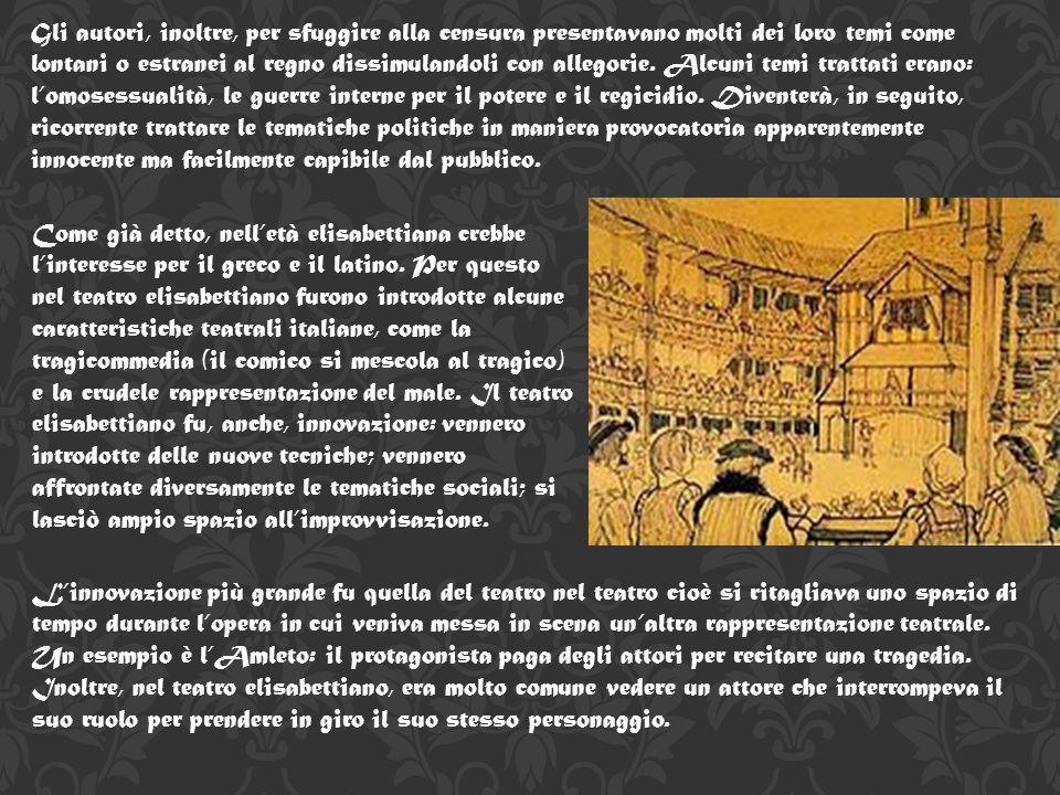 Nonostante la protezione dei nobili, i teatri pubblici furono costruiti in zone fuori dalla giurisdizione comunale e la gestione di questi teatri divenne un vero e proprio lavoro.
