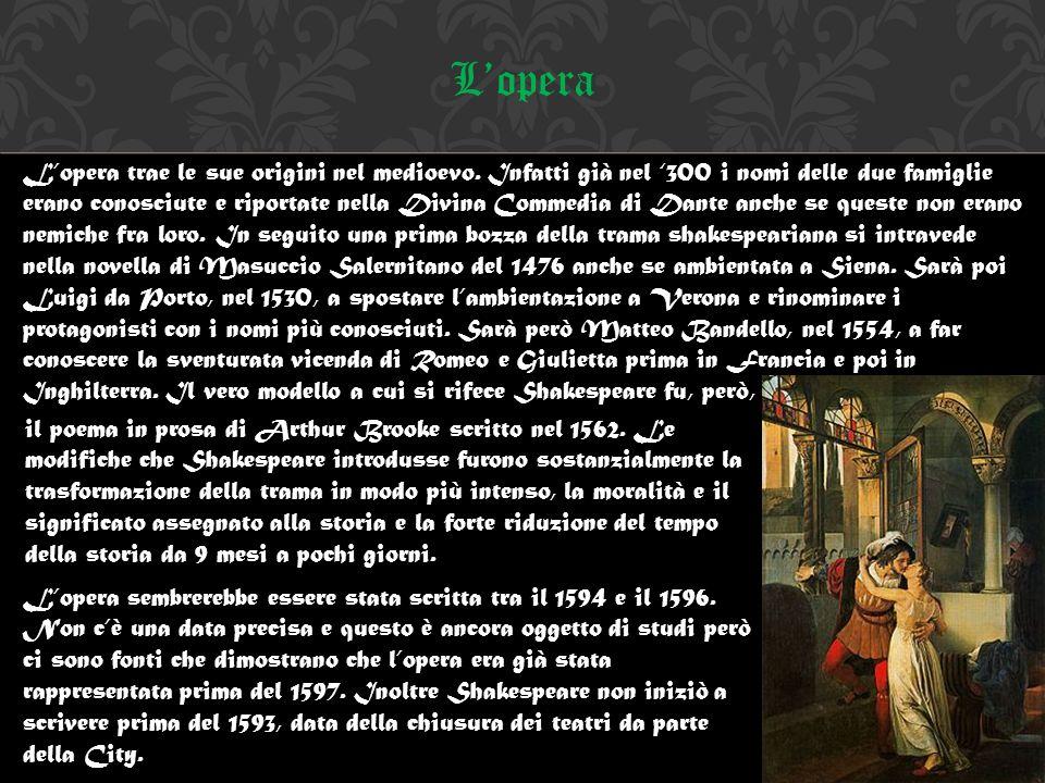 procura del veleno e va nella cripta dei Capuleti.