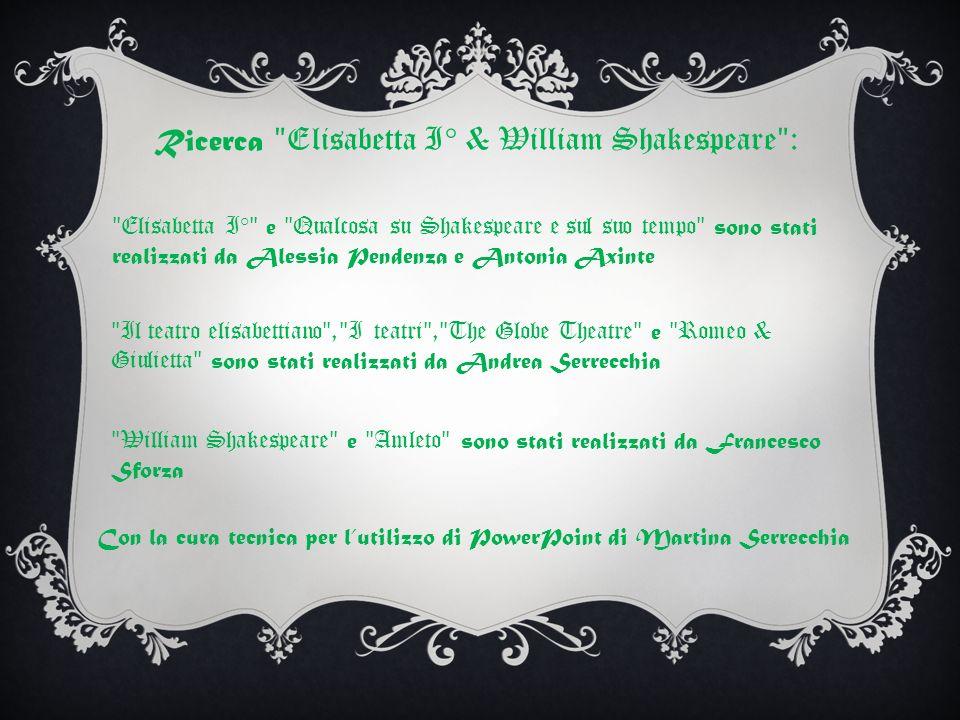 Oltre ad un dibattito sulla datazione, non tutti gli studiosi sono daccordo sul classificare Romeo & Giulietta una tragedia poiché non ha le caratteristiche delle successive tragedie shakespeariane.