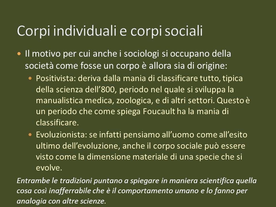 Gli ideali e i sentimenti che formano leredità culturale di una società sono «impersonali» ossia si sviluppano socialmente e non sono né prodotto né proprietà degli individui singoli.
