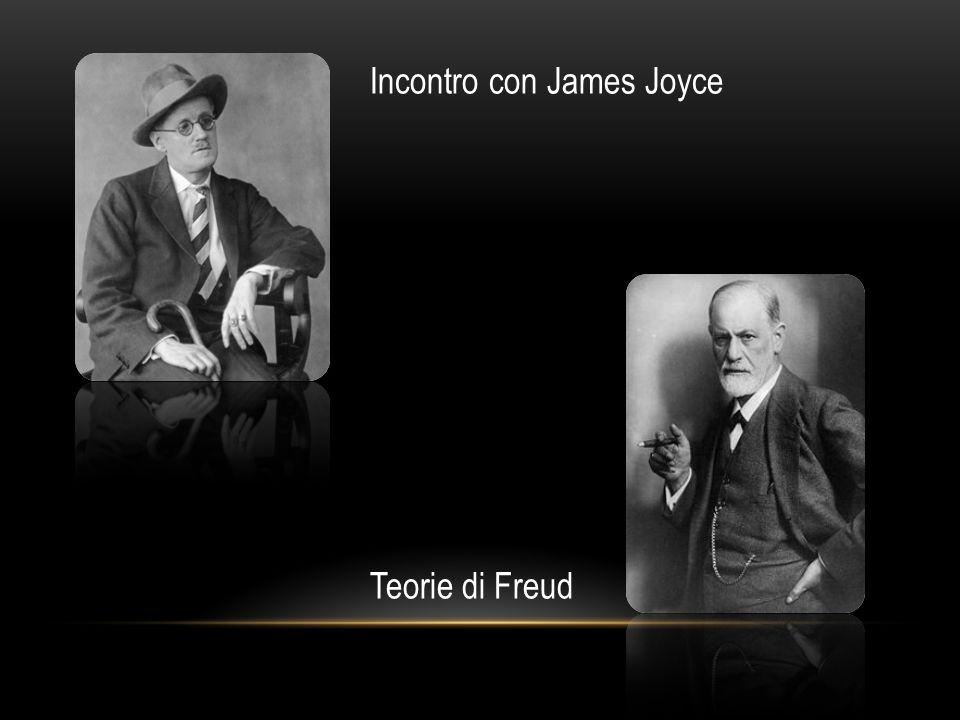 Incontro con James Joyce Teorie di Freud
