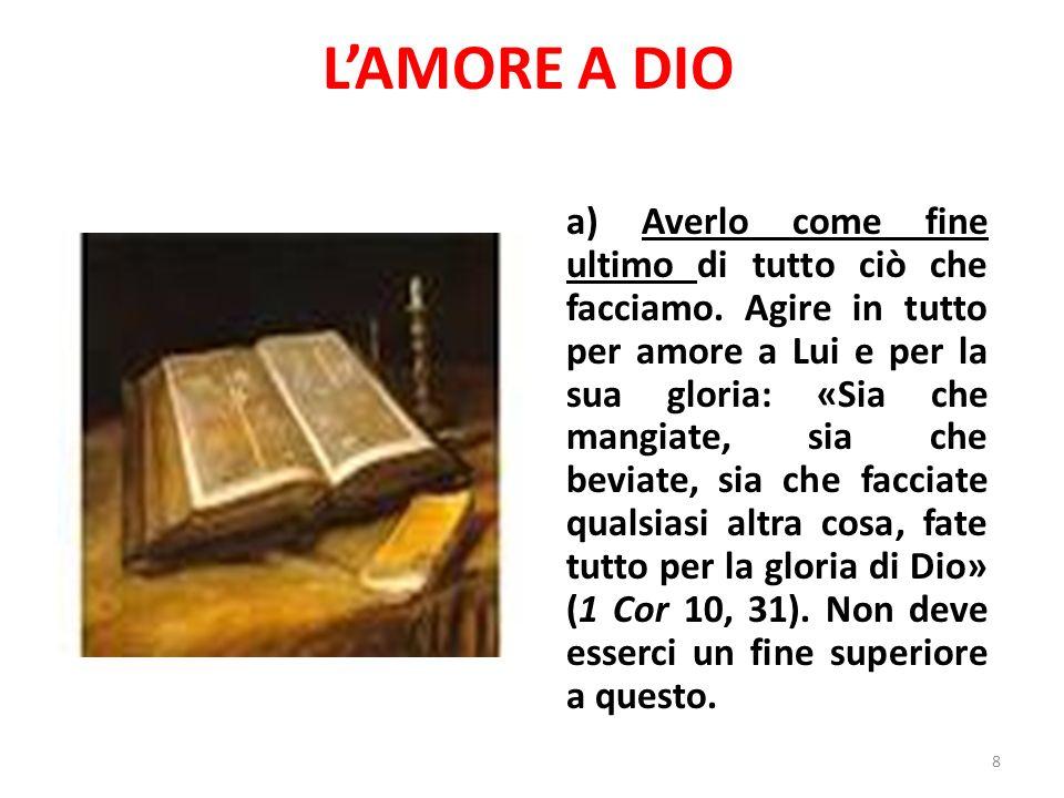 LIDOLATRIA Il primo comandamento condanna il politeismo.