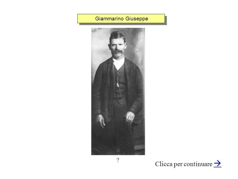 Giammarino Giuseppe Clicca per continuare ?