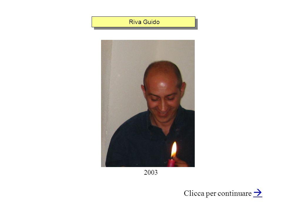 Riva Guido Clicca per continuare 2003