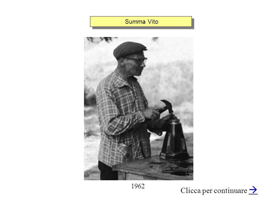 Summa Vito Clicca per continuare 1962
