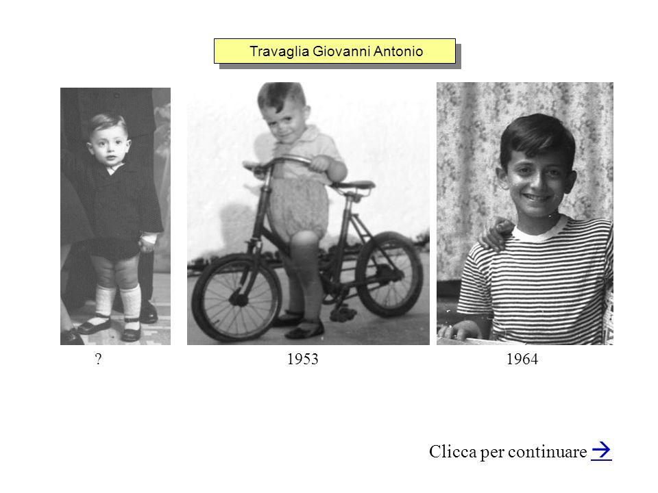 Travaglia Giovanni Antonio Clicca per continuare 19641953?