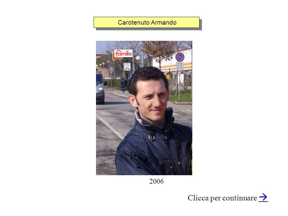 Carotenuto Armando Clicca per continuare 2006