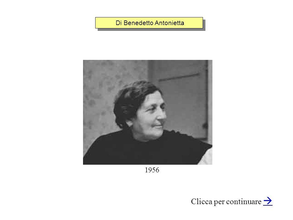 Di Benedetto Antonietta Clicca per continuare 1956