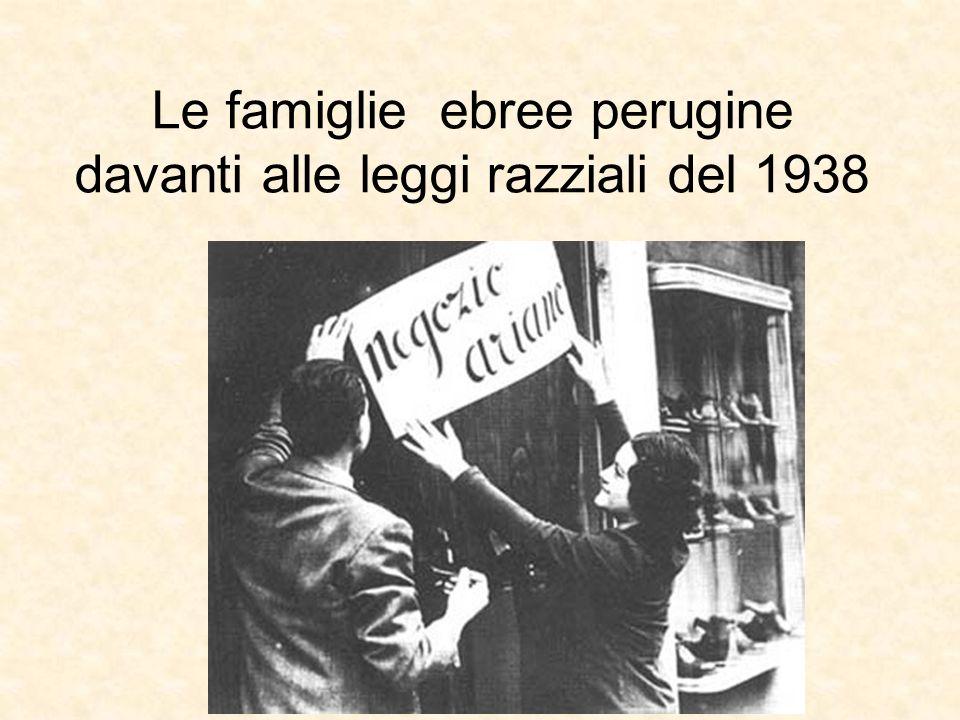 Dopo il 1938 a causa delle leggi razziali furono tantissimi a lasciare la città avendo perso il lavoro, impoverendo così anche il tessuto lavorativo del territorio.