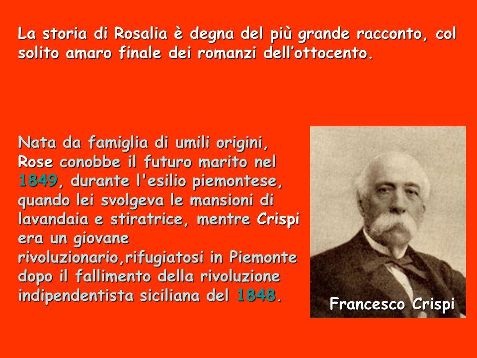 In seguito al soffocamento della cospirazione mazziniana a Milano, nel 1853, Crispi fu costretto a lasciare il Piemonte e riparare a Malta.