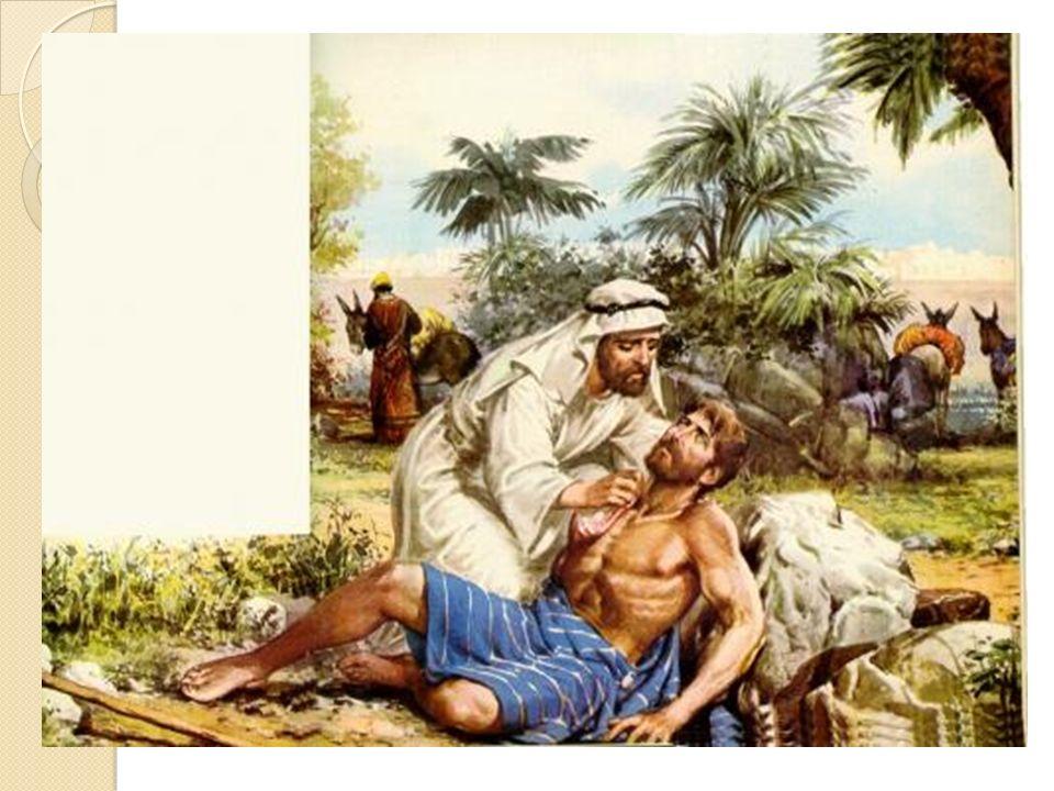 I samaritani. Erano gli abitanti della regione di Samaria; essi ritenevano che il monte Garizim, situato nella loro regione, e non il Tempio di Gerusa
