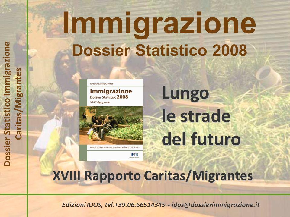 4 milioni i cittadini stranieri regolari stimati dal Dossier Caritas/Migrantes.