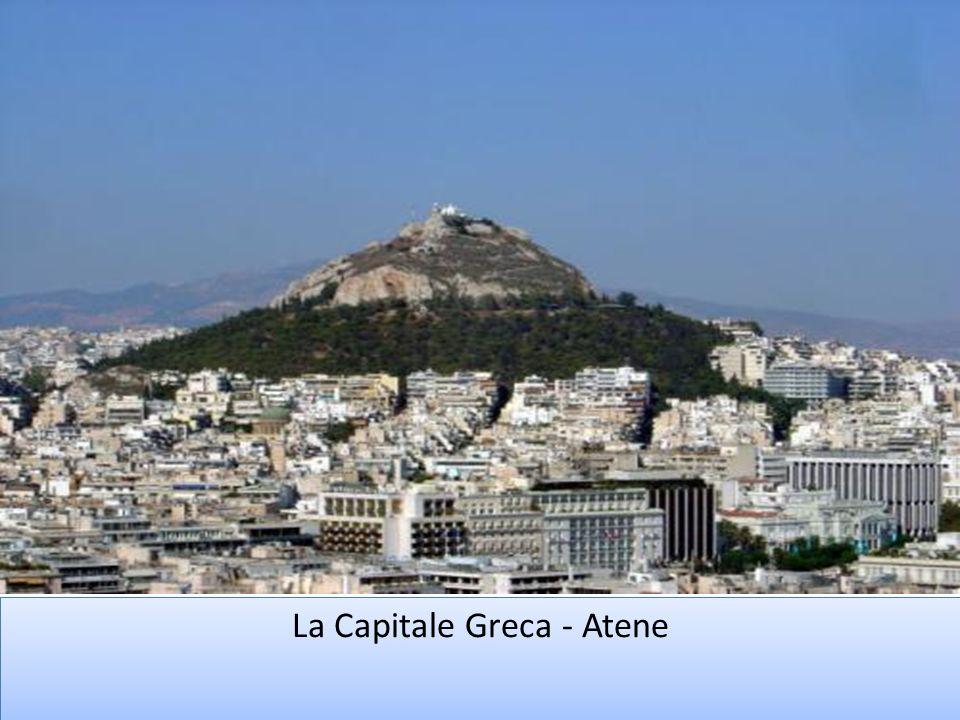 La Capitale Greca - Atene