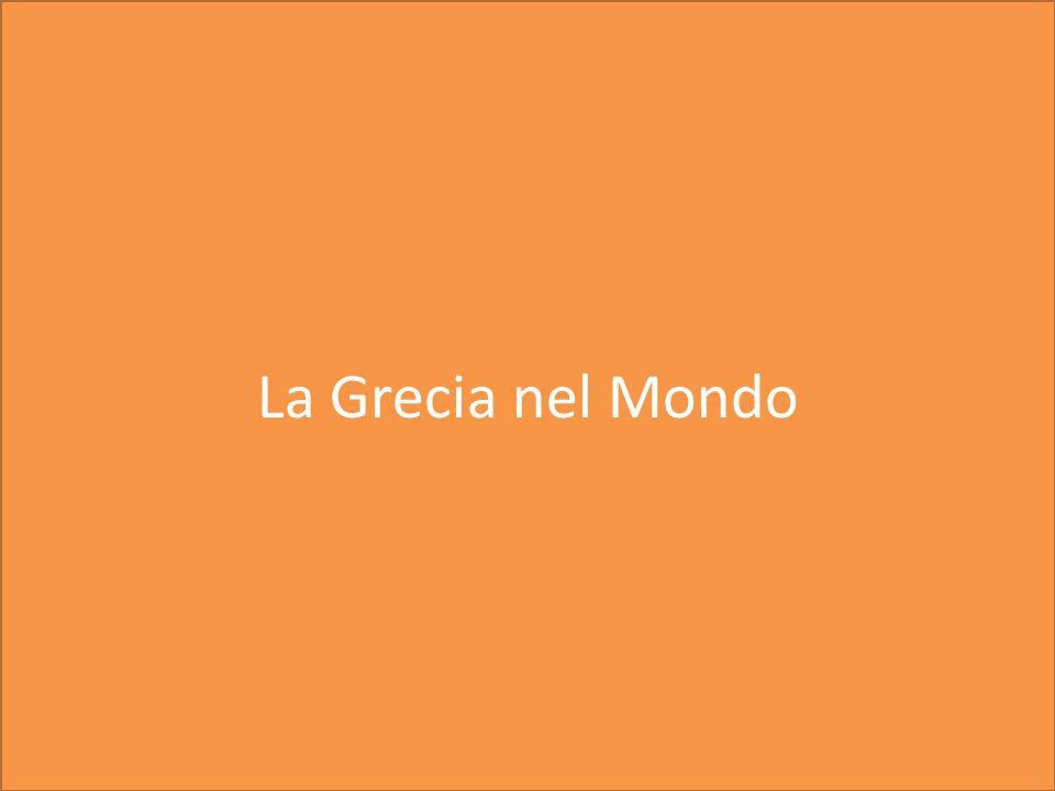 La Grecia nel Mondo