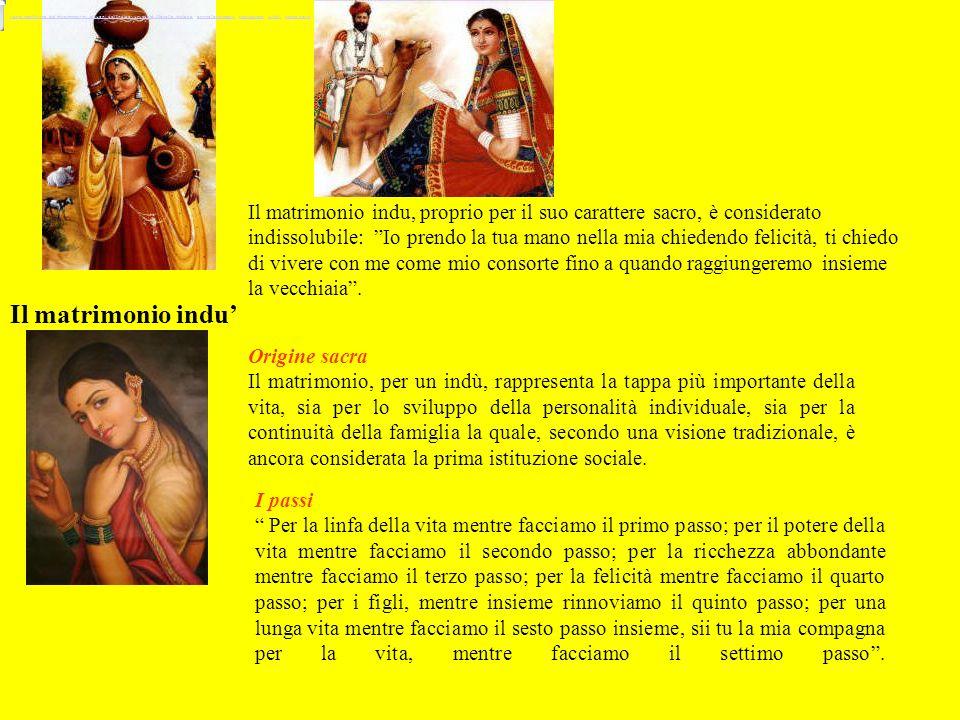 Il matrimonio indu yogai temifigure del mitoimmagini e suoni dell'Indiaayurvedala filosofia indiana yogai temifigure del mitoimmagini e suoni dell'Ind