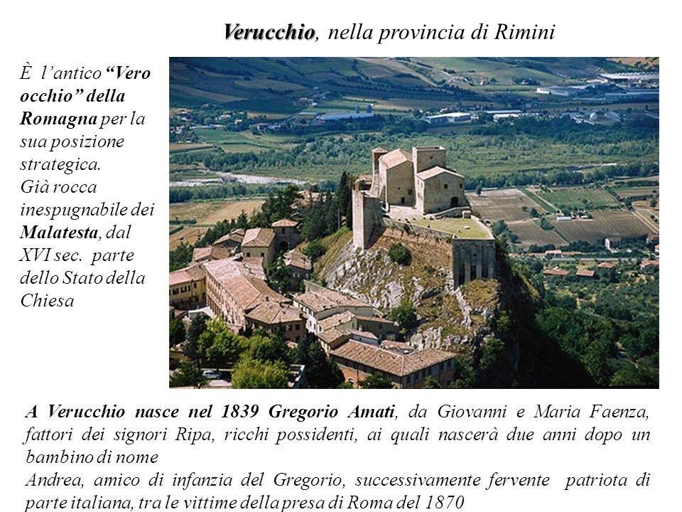 È lantico Vero occhio della Romagna per la sua posizione strategica. Già rocca inespugnabile dei Malatesta, dal XVI sec. parte dello Stato della Chies