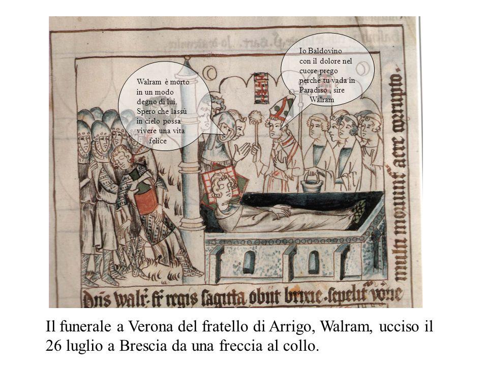 Arrigo e Margherita l11 novembre si trovano ad Asti e stanno offrendo un banchetto ai cavalieri e alle dame. Spero che lalleanza fra Asti e limpero du