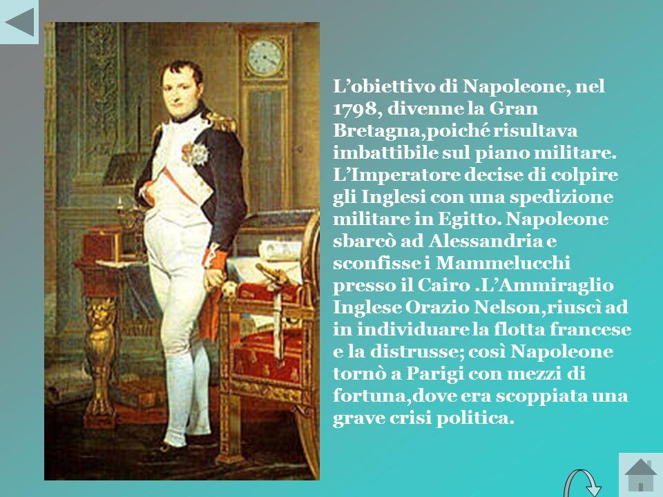 NAPOLEONE Napoleone Bonaparte era diventato generale a 25 anni.