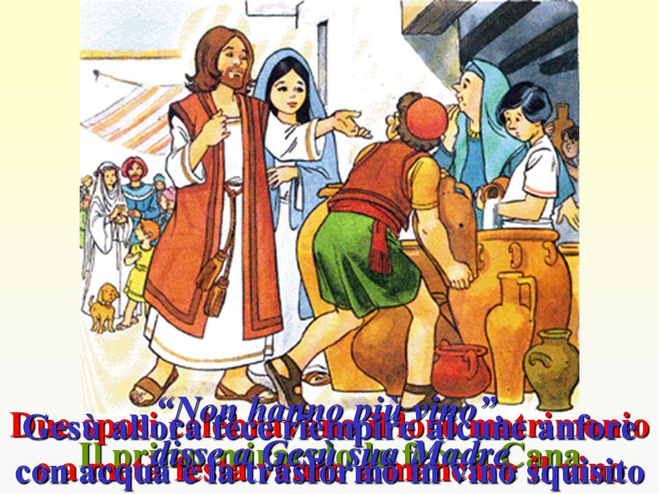 Hai letto nel Vangelo come Gesù curava gli infermi e si preoccupava di chi era in necessità?