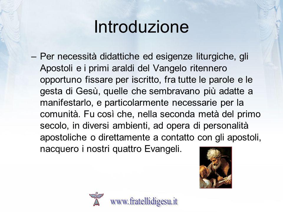 Caratteristiche dottrinali (problemi interni alla comunità) –Non mancano, infine, i problemi interni alla stessa comunità cristiana.
