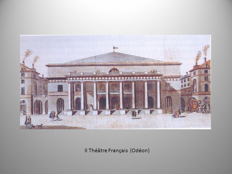 Il Théâtre Français (Odéon)