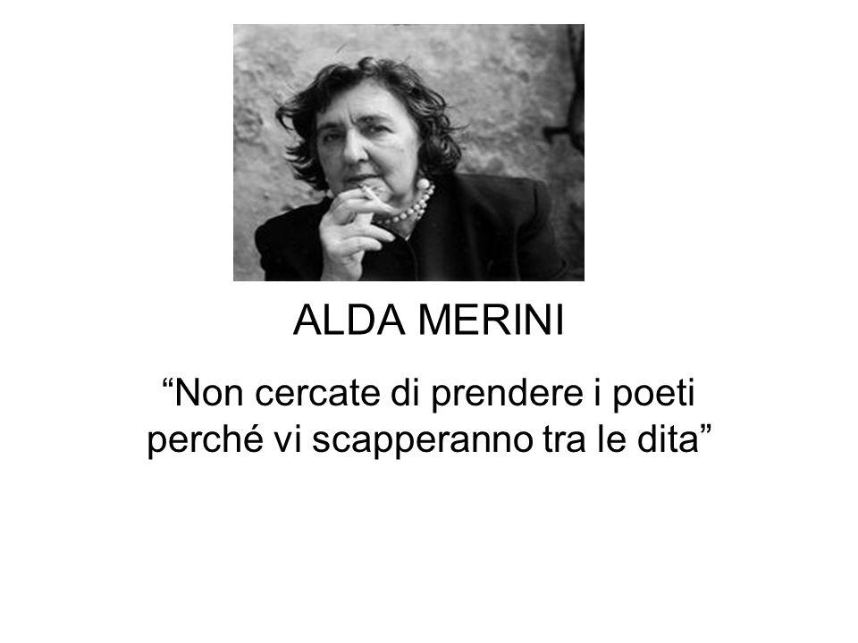 Nasce a Milano il 21 marzo il 1931 Sono nata il 21 a primavera ma non sapevo che nascere folle/aprire le zolle potesse scatenar tempeste …..