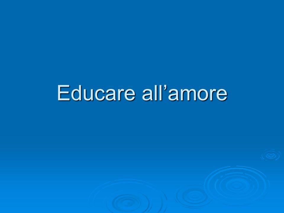 Educare allamore