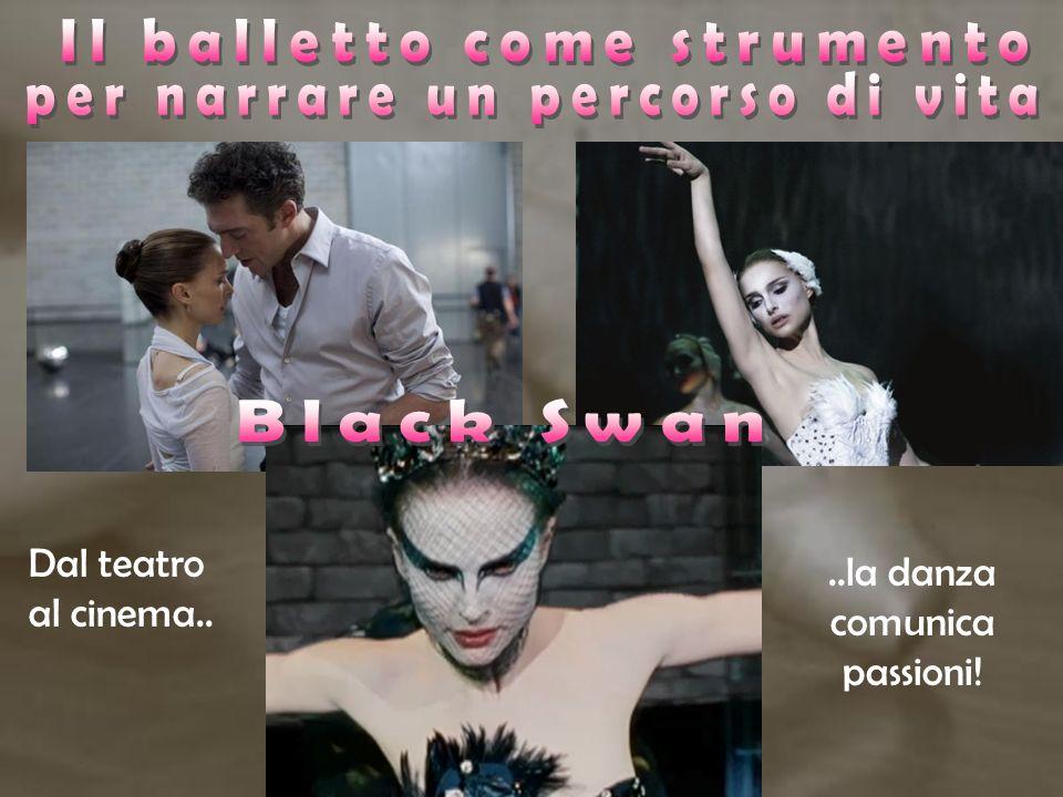 Dal teatro al cinema....la danza comunica passioni!