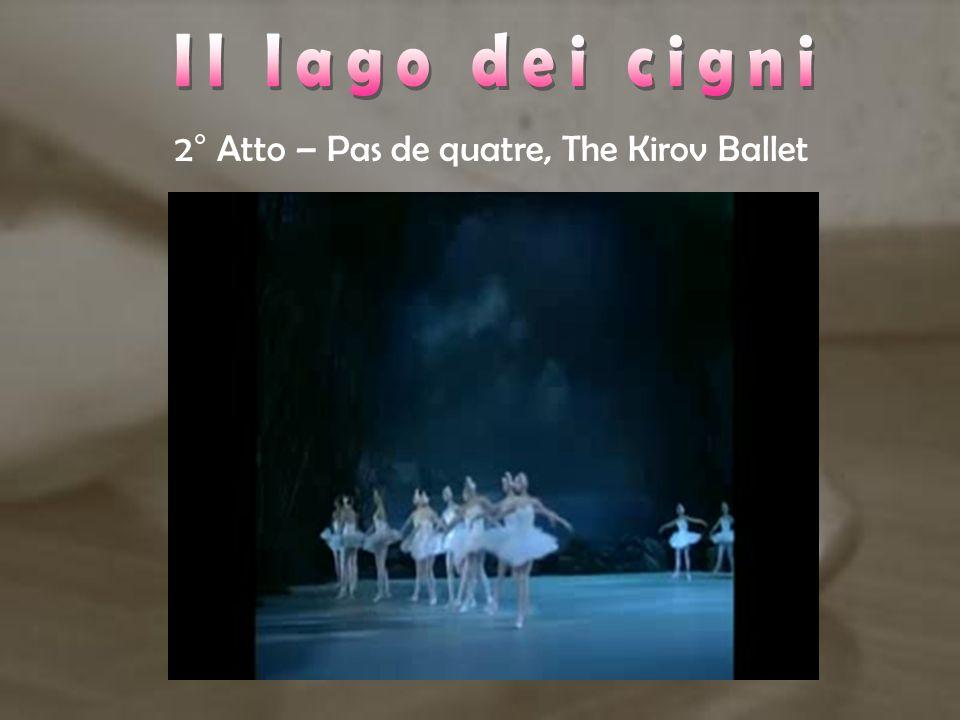 2° Atto – Pas de quatre, The Kirov Ballet