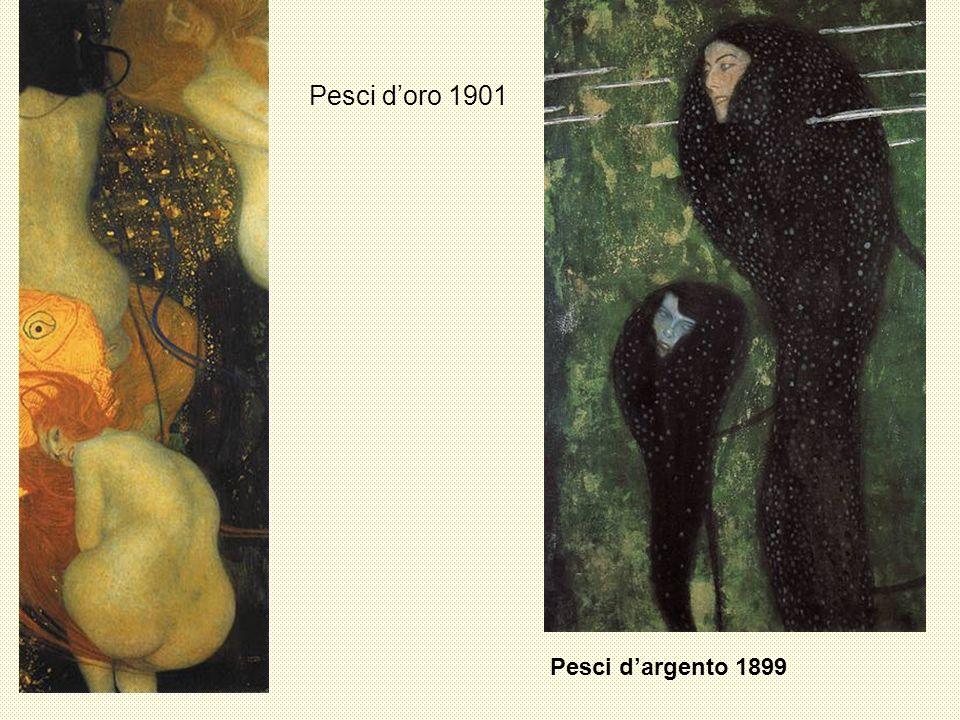 Pesci doro 1901 Pesci dargento 1899