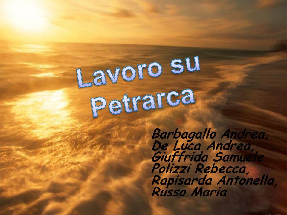 Barbagallo Andrea, De Luca Andrea, Giuffrida Samuele Polizzi Rebecca, Rapisarda Antonella, Russo Maria