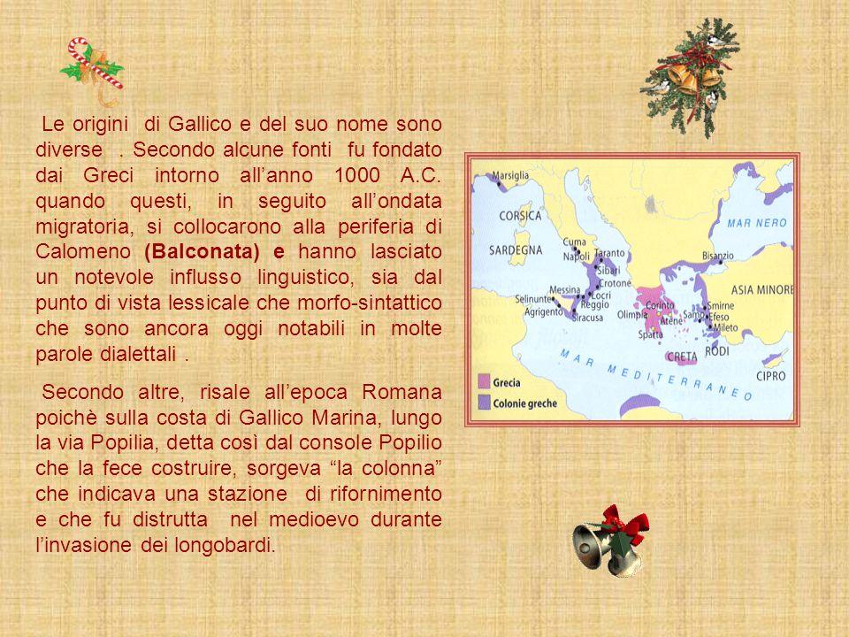 Fa parte del comune di Reggio Calabria; è situato nella parte nord della città, è costituito da una zona marina che si affaccia sullo Stretto di Messi